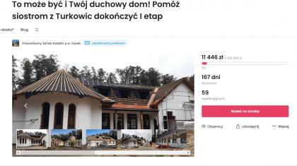Screenshot_2020-10-05 To może być i Twój duchowy dom Pomóż siostrom z Turkowic dokończyć I etap budowy cerkwi i monasteru p[...](3)
